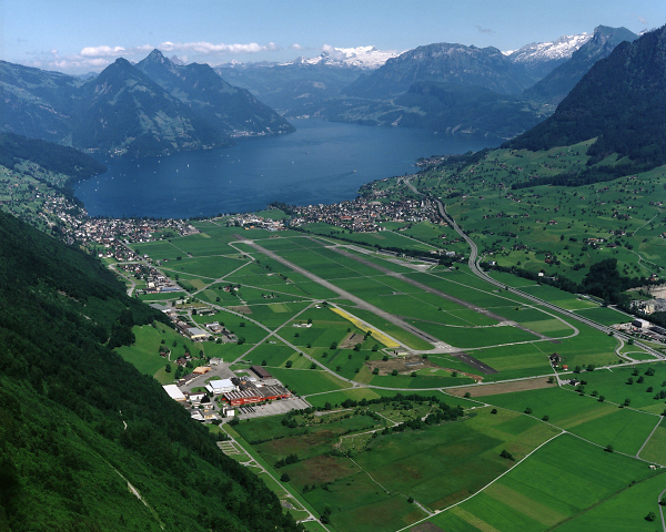 Buochs Airport 2