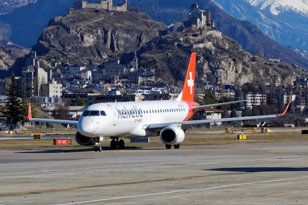 Sion Airport 2